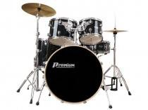 Bateria Ac�stica Premium 12 Pe�as