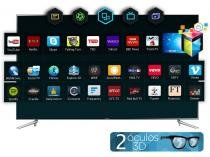 Smart TV Slim LED 3D 75? Samsung UN...