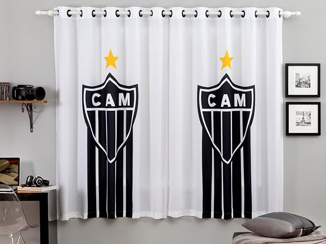 Cortinas Do Atletico Lu Explica Magazine Luiza