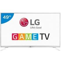 "TV LED 49"" LG LF5410 Full HD Conversor Integrado - 2 HDMI 1 USB"